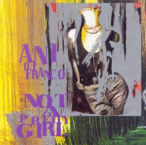 Ani DiFranco Shy cover art