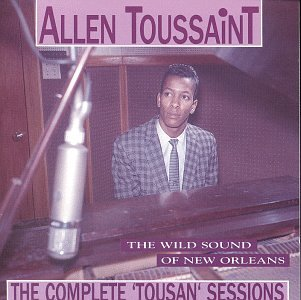 Allen Toussaint Java cover art