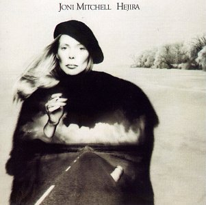 Joni Mitchell Coyote cover art