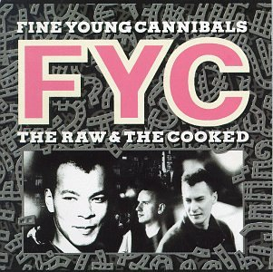 Fine Young Cannibals Good Thing cover art