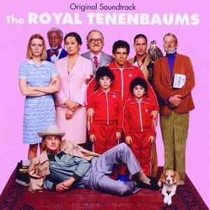 Mark Mothersbaugh Mothersbaugh's Canon (from The Royal Tenenbaums) cover art
