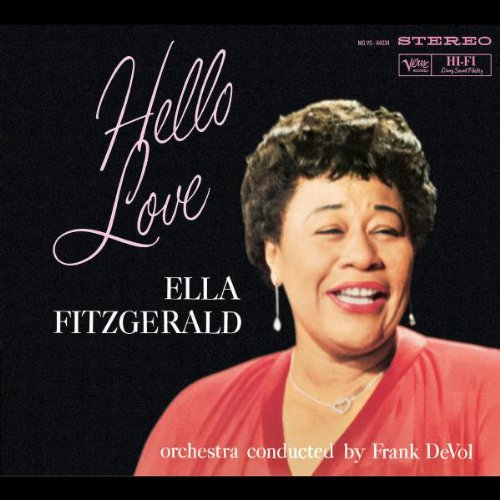 Ella Fitzgerald Stairway To The Stars cover art
