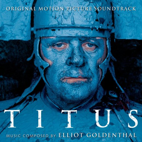 Elliot Goldenthal Finale (from Titus) cover art