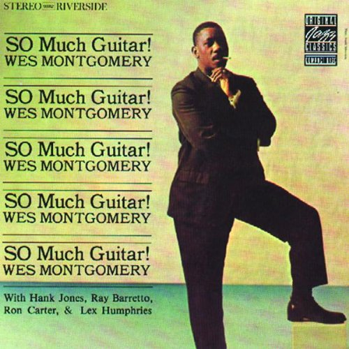 Wes Montgomery I'm Just A Lucky So And So cover art