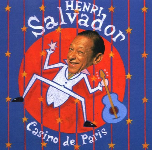 Henri Salvador Jalousie cover art