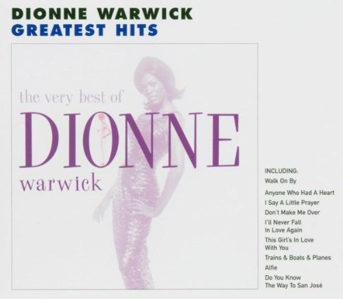 Dionne Warwick Here's That Rainy Day cover art