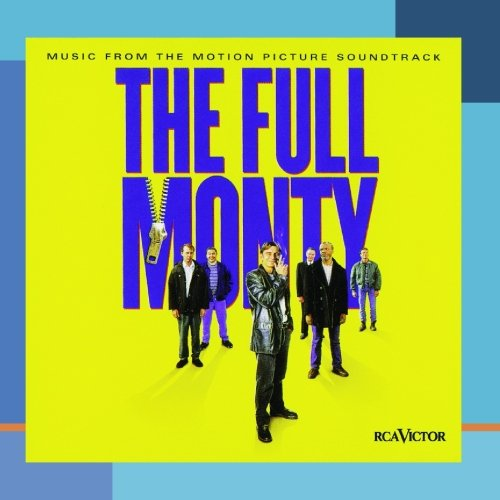 Anne Dudley The Full Monty cover art