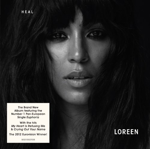 Loreen Euphoria cover art