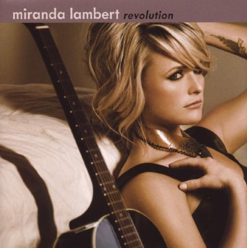 Miranda Lambert Somewhere Trouble Don't Go cover art