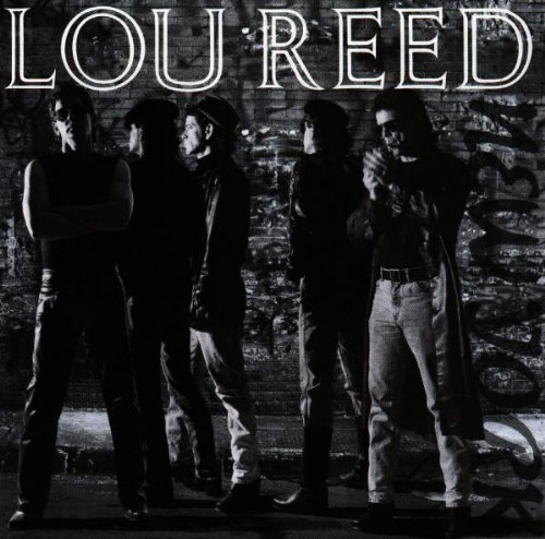 Lou Reed Hold On cover art