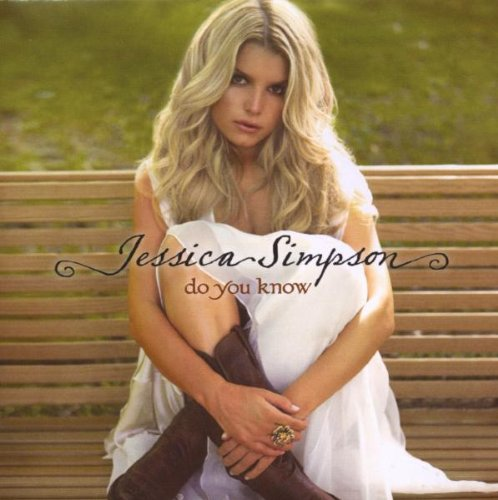 Jessica Simpson Come On Over cover art
