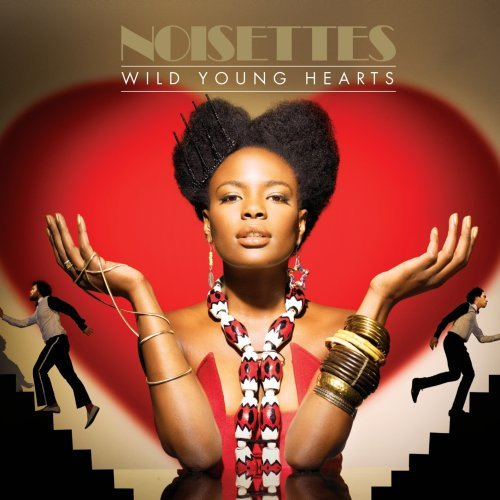 Noisettes Wild Young Hearts cover art