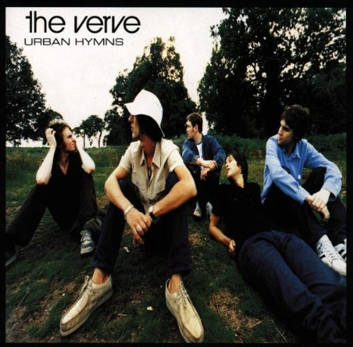 The Verve The Drugs Don't Work cover art