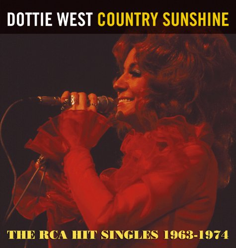 Dottie West Country Sunshine cover art