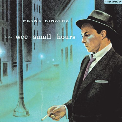 Frank Sinatra Dancing On The Ceiling cover art