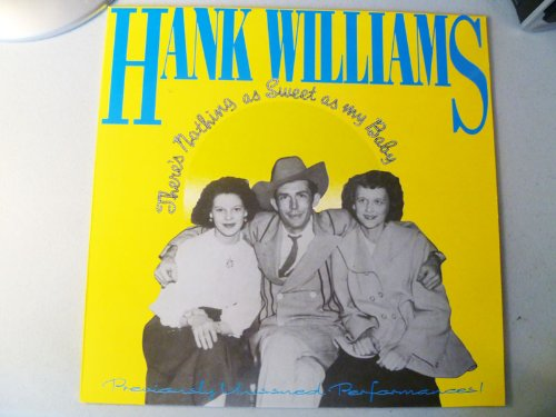 Hank Williams Lovesick Blues cover art