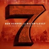 Shimmer And Shine sheet music by Ben Harper and Relentless7