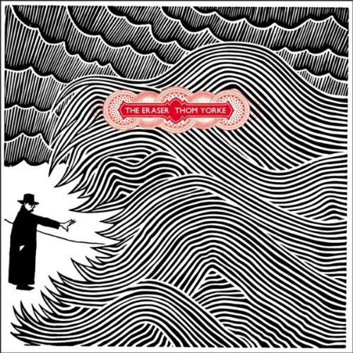 Thom Yorke Cymbal Rush cover art