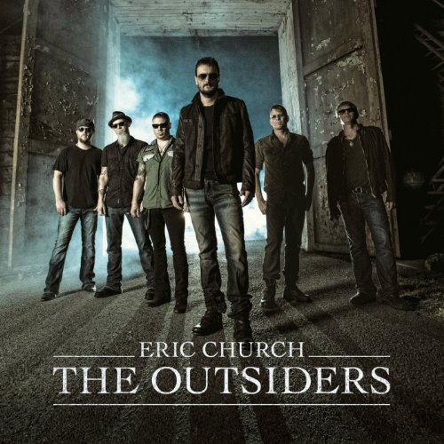 Eric Church Talladega cover art