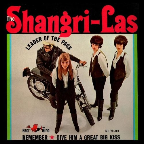 The Shangri-Las Leader Of The Pack cover art
