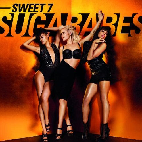 Sugababes Get Sexy cover art