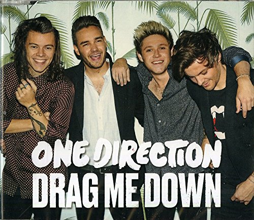 Mac Huff Drag Me Down cover art