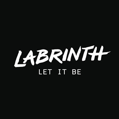 Labrinth Let It Be cover art