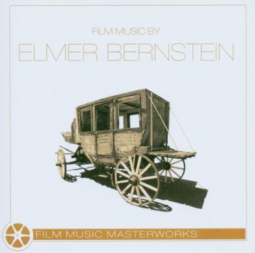 Elmer Bernstein Heavy Metal cover art