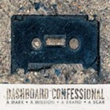Dashboard Confessional Hands Down cover art