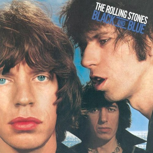 The Rolling Stones Hot Stuff cover art