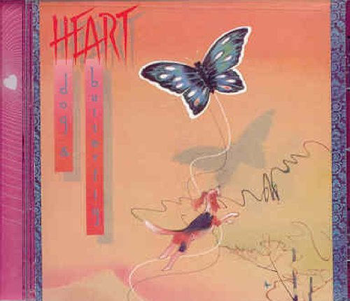 Heart Dog & Butterfly cover art