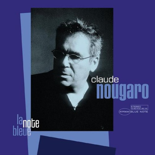 Claude Nougaro Eau Douce cover art