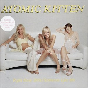 Atomic Kitten Whole Again cover art