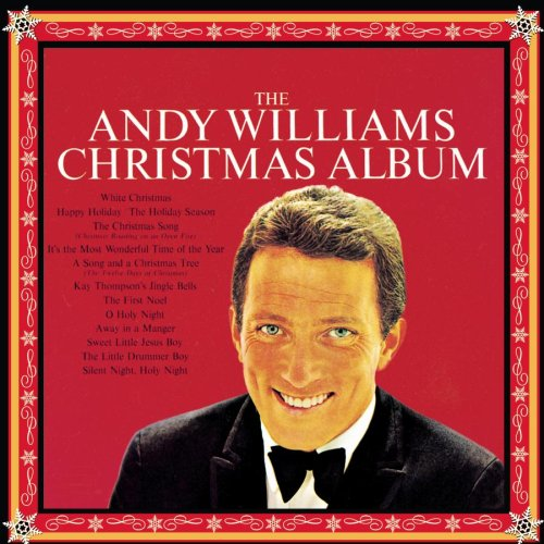 Andy Williams Do You Hear What I Hear cover art