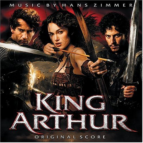 Hans Zimmer Hold The Ice (from King Arthur) cover art