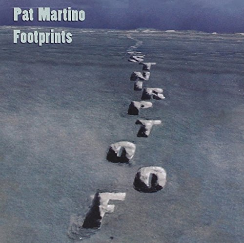 Pat Martino Alone Together cover art