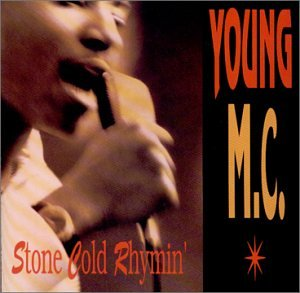 Young MC Bust A Move cover art