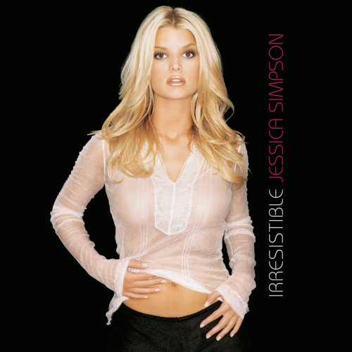 Jessica Simpson A Little Bit cover art