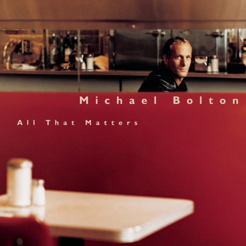 Michael Bolton Go The Distance cover art