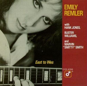 Emily Remler East To Wes cover art