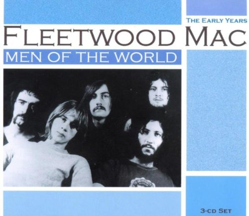 Fleetwood Mac The Green Manalishi cover art