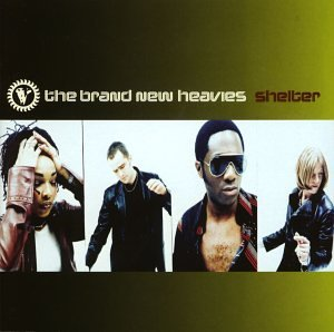 The Brand New Heavies Crying Water cover art