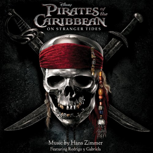 Hans Zimmer The Pirate That Should Not Be cover art