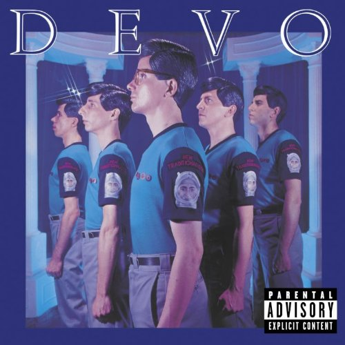 Devo Working In The Coal Mine cover art