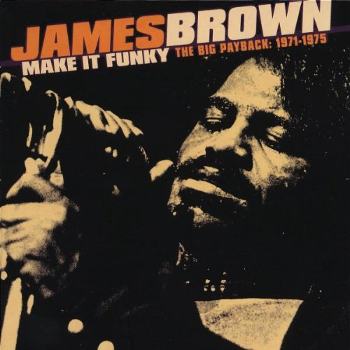 James Brown Make It Funky, Pt. 1 cover art