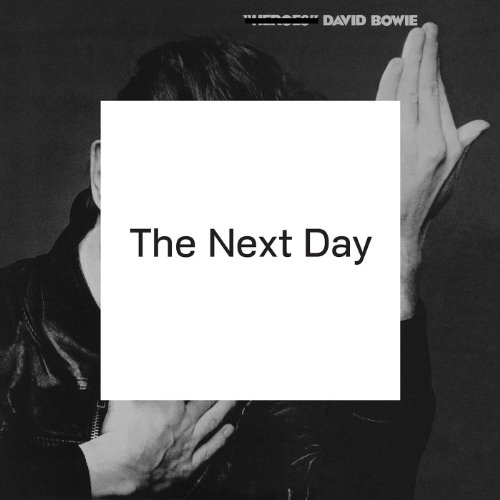 David Bowie Boss Of Me cover art