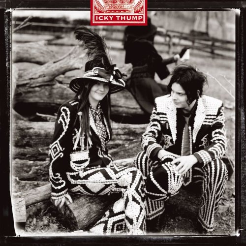 The White Stripes Conquest cover art