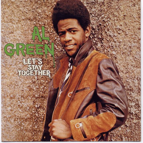 Al Green Let's Stay Together cover art