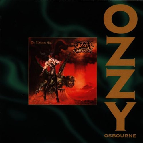 Ozzy Osbourne Shot In The Dark cover art