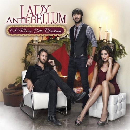 Lady Antebellum Blue Christmas cover art